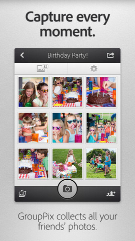 Adobe GroupPix Updated With Improvements For Better Group Photo-Sharing