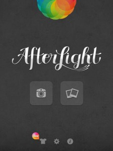 Popular Photo-Editing App AfterLight Goes Universal With Native iPad Support