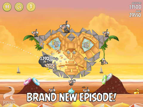 Hit The Sand And Bask In The Sun With Angry Birds Rio's New Summer Update