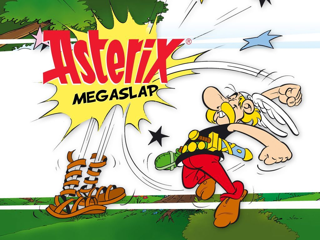 Be An Indomitable Gaul And Send Your Roman Far, Far Away In Asterix: Megaslap