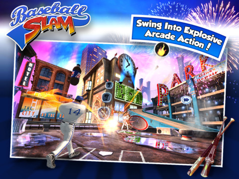 Will Zynga's New Baseball Slam Game For iOS Become Your New Pastime?