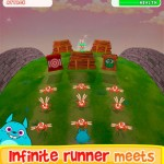Endless Running Meets Real-Time Player-Versus-Player Gaming In Battle Rush