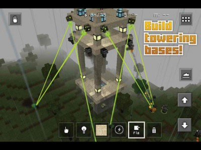'Minecraft Meets Tower Defense' Game Block Fortress Adds Co-op Multiplayer
