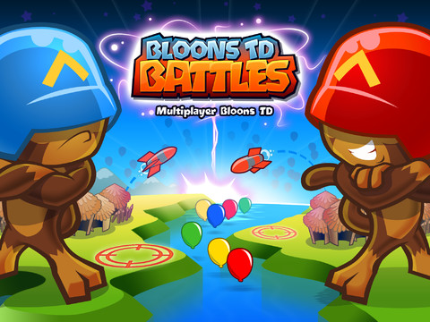Engage In Bloon-Popping Monkey-To-Monkey Combat With Bloons TD Battles