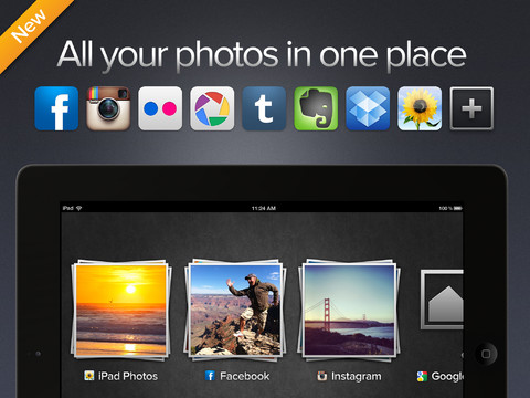Cooliris Now Integrates With Tumblr, Evernote And Other Additional Photo Sources