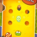Say Cheese! Cut The Rope Gets Cheesy With Its Brand New Level Pack