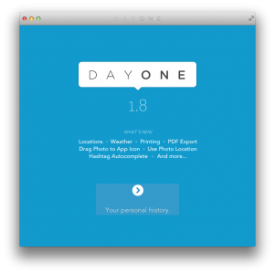 Day One For Mac Gains PDF Export And Printing Plus Other Journaling Enhancements