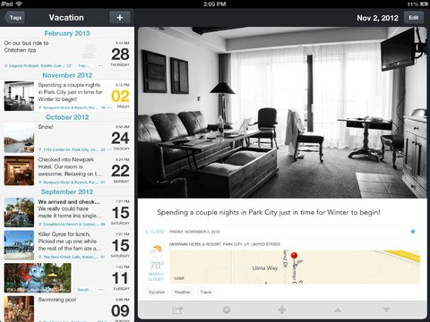 Popular Journal App Day One Updated With Inter-App Improvements And More