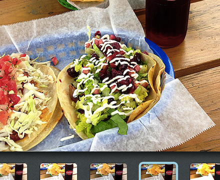 Take Mouthwatering Photos With Evernote Food's New Food Light And Image Filters