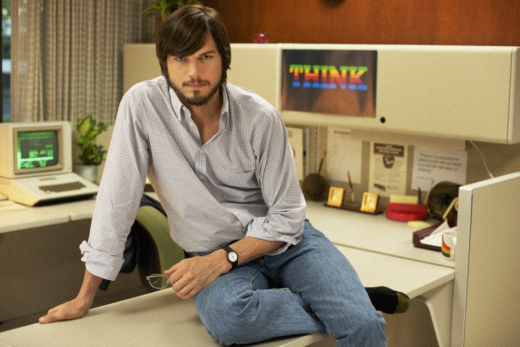 Ashton Kutcher Explains Why He Wanted To Portray Steve Jobs