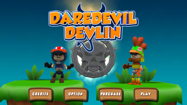 Dare You Ride The Dangerous Bike Of Dare Devil Devlin?
