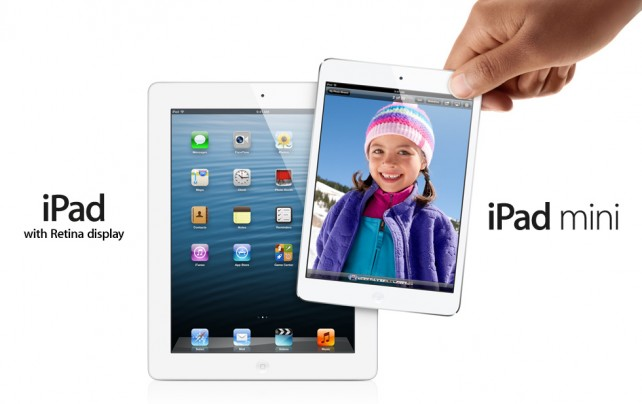 Report: The iPad 5 To Launch In September, But Not With A New iPad mini By Its Side