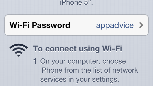 How To Enable Free Personal Hotspot Tethering On An iDevice, No Jailbreak Required