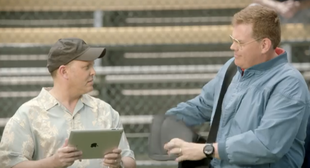 Bored Of Microsoft's Anti-iPad Ads Yet? Here's Another