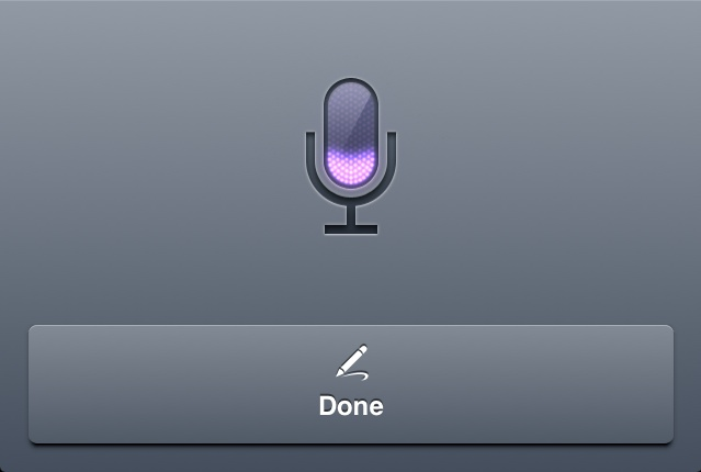 Could Offline Dictation Be Heading To iDevices In iOS 7?