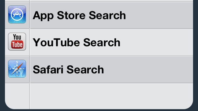 Cydia Tweak: SearchCollapse Allows Users To Collapse Spotlight Search Results