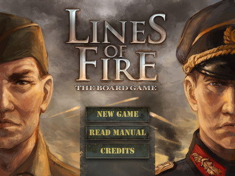 Classic Lines Of Fire Board Game Makes The Leap From Table To Tablet