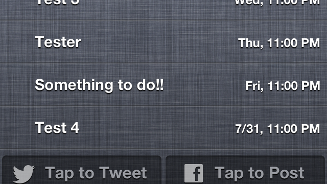 Cydia Tweak: NCCalendar+ Can Supercharge Calendar In Notification Center