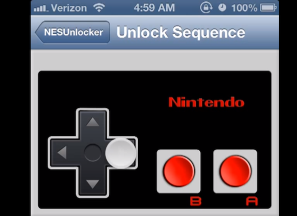 Cydia Tweak: NESUnlocker Will Replace Slide-To-Unlock With An NES Controller