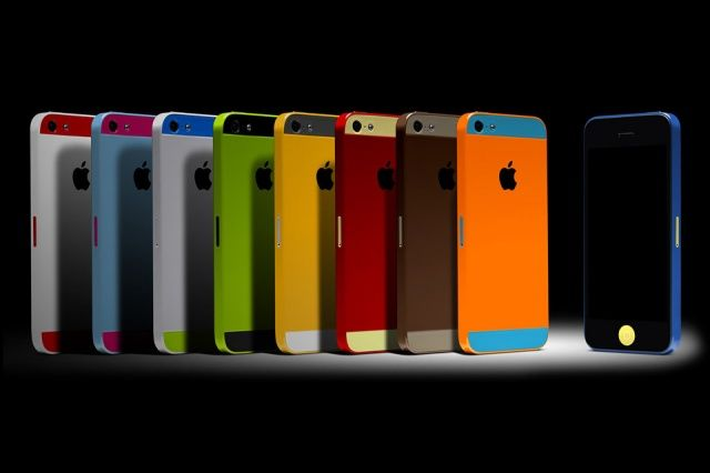 Apple Begins Production Of The 'iPhone 5S' At The End Of July