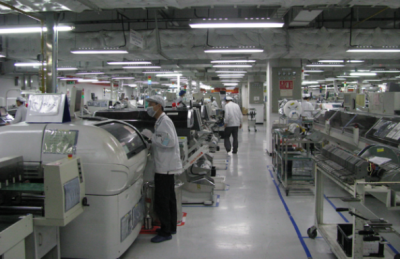 Foxconn Said To Be Hiring 90,000 Workers For 'iPhone 5S' Production