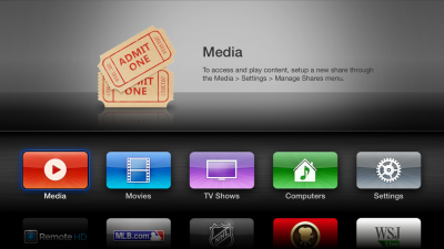 FireCore Updates aTV Flash (Black), Adds Support For Apple TV 5.3 And More