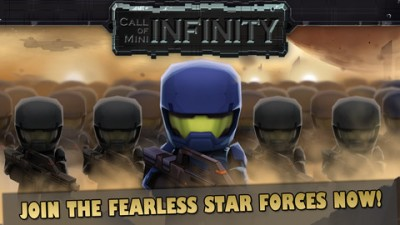 There's A New Call Of Mini On The Block As Infinity Launches For iOS