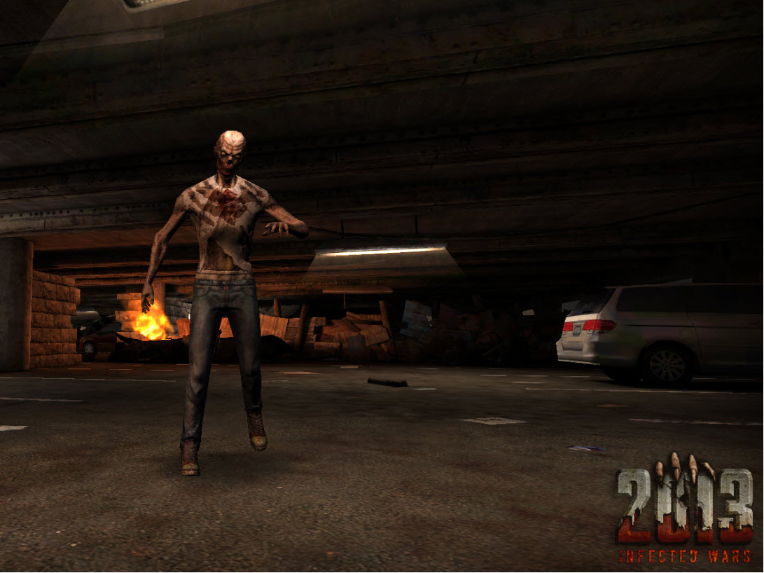 Could 2013: Infected Wars Soon Be One Of The Best Horror Shooters For iOS?