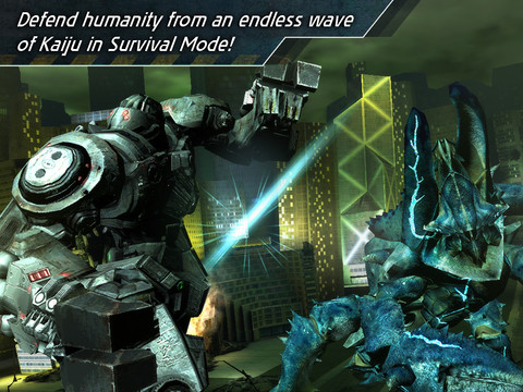 The Official Pacific Rim iOS Game Now Plays Nice With Older iDevices