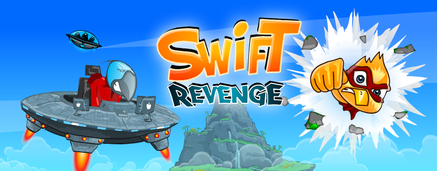 Swift Revenge Could Soon Be One Of The Best Vertical Scrollers In The App Store