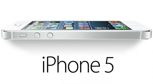 Apple's iPhone 5 Accounts For Half Of All iPhones Sold