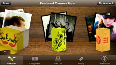 You Now Have The Freedom To Use Your Hipstamatic Gear In Hipstamatic Oggl