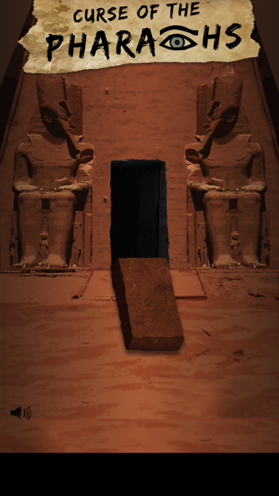 Quirky App Of The Day: Curse Of The Pharaohs Opens Doors Of Opportunity For Adventure