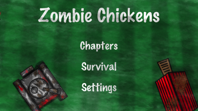 Quirky App Of The Day: Protect Your Hutches From The Zombie Chickens