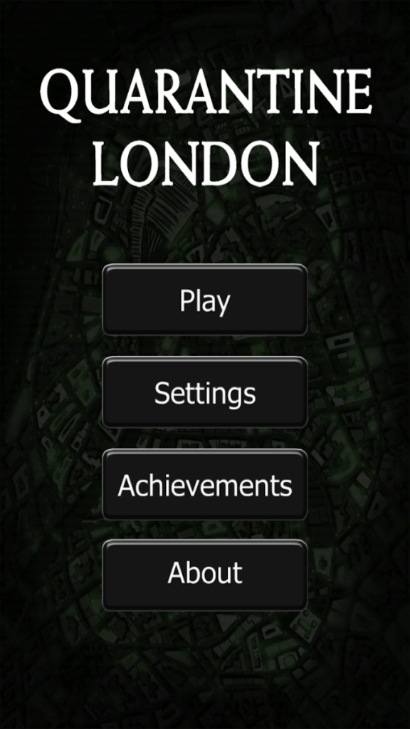 Quirky App Of The Day: Quarantine London Against The Zombie Outbreak