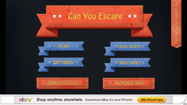 Quirky App Of The Day: Can You Escape 8 Locked Rooms?
