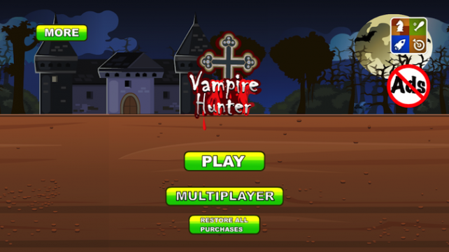 Quirky App Of The Day: Evil Comes To You In Vampire Hunter-Slayer Of The Undead