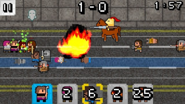 Lead The Most Powerful Pixelated Armies Ever In BitBattle