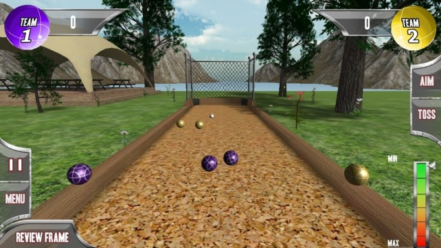 Bocce Ball Lets You Enjoy The Ancient Sport Of Bocce While On The Go