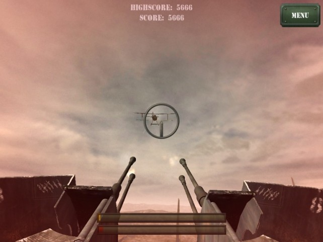 Save The Day By Destroying Your Enemy's Aircraft In Shoot The Fokkers