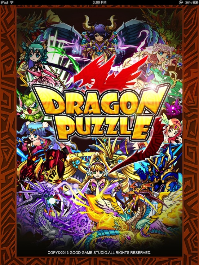 Quirky App Of The Day: Dragon Puzzle Is A Bizarre Hybrid Of 3 Games