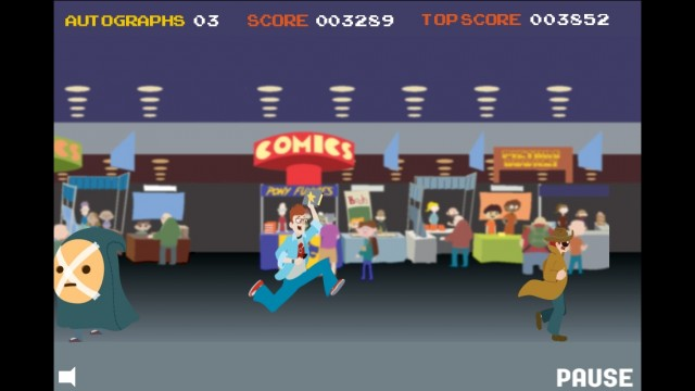Headed to Comic-Con? This Star Stalker Game Will Keep You Occupied While In Line