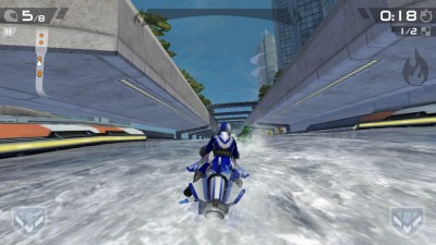 Don't Get Caught In This Riptide GP Or You'll Be A Floater For Sure