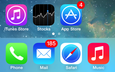 This New iOS 7 Beta Glitch Lets You Hide Stock Apps