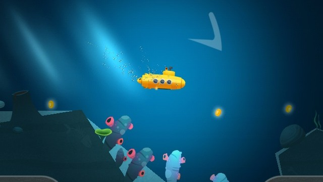 Live Your Dream Of Steering A Submarine And Dive For Treasures