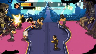 Gather Your Crew And Fight Your Way To The Top In Combo Crew