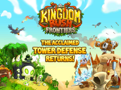 The Tides Are Rising In Kingdom Rush Frontiers' First Content Update