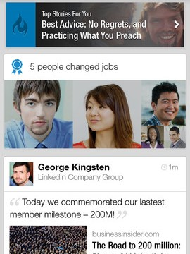 LinkedIn For iOS Updated With Search Enhancements For Better Professional Networking