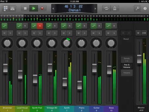 Play And Control Logic Pro X From Your iPad With Apple's New Logic Remote App