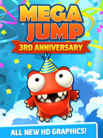 Mega Jump Goes Mega With New Universal And Retina Graphics Update